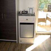 Kast-voor-koelkast